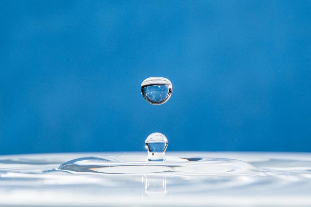 Waterdruppelfotografie